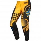 FOX 180 2019 Czar Black / Yellow
