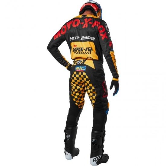 Pantalone FOX 180 2019 Czar Black / Yellow
