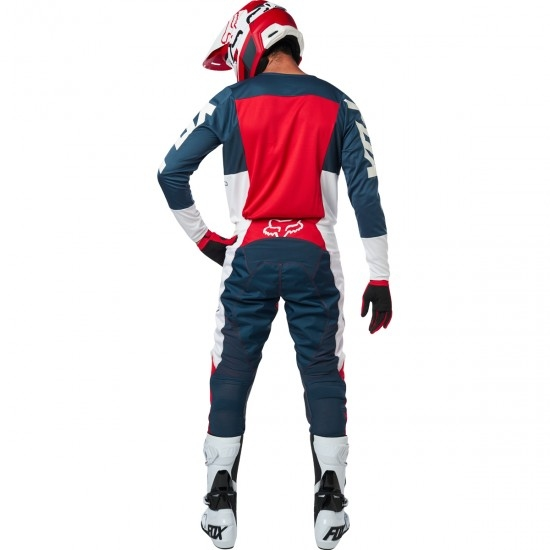 FOX 180 2019 Przm Navy / Red Pant