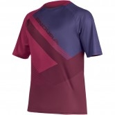 ENDURA SingleTrack Print T II Mulberry Limited Edition