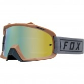 FOX Air Space Gasoline Grey / Gold Mirrored