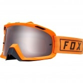 FOX Air Space Gasoline Orange Flame / Chrome Mirrored