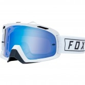 FOX Air Space Gasoline White / Blue Mirrored