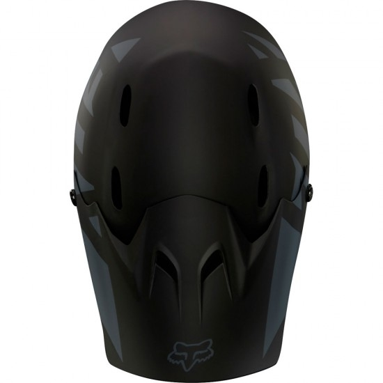 Casque FOX Rampage 2018 Landi Black