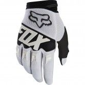 FOX Dirtpaw Race White