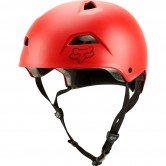 FOX Flight Sport Bright Red