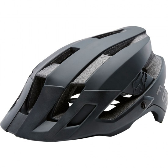 Helm FOX Flux Black