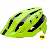 FOX Flux MIPS Yellow / Black