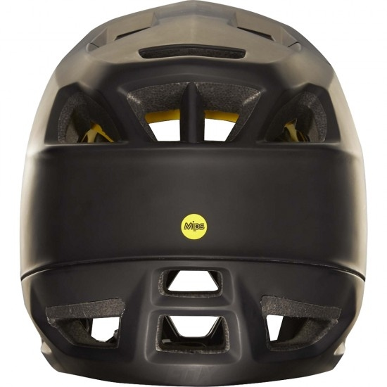 Casco FOX Proframe 2018 Matte Black