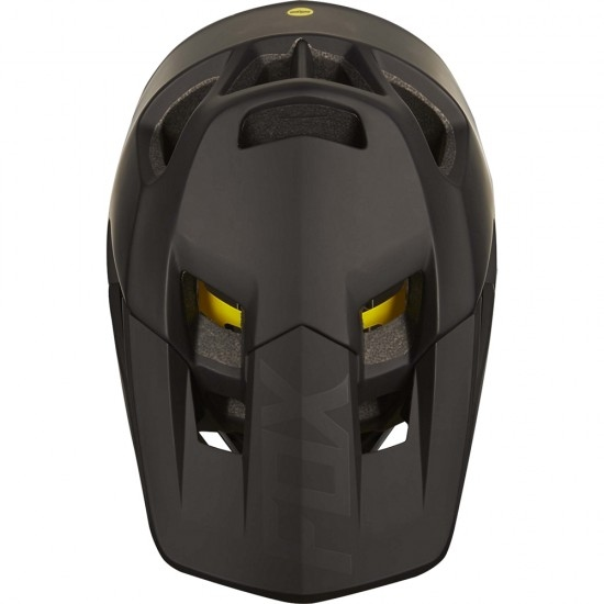 Helm FOX Proframe 2018 Matte Black