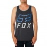 Jersey FOX Heritage Forger Tech Tank Heather Black