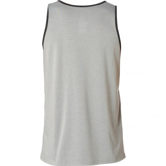 Camiseta FOX Listless Tech Tank Heather Dark Grey
