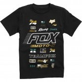 FOX Edify Junior DST Black