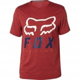 FOX Heritage Forger Tech Heather Burgundy