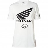 FOX Honda Premium Optic White