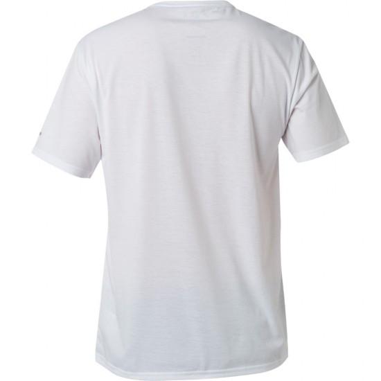 Camiseta FOX Pro Circuit Tech Optic White