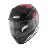 GIVI 50.5 Tridion Magnus Black / White / Red