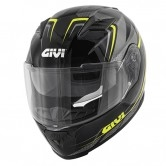 GIVI 50.5 Tridion Raptor Black / Neon Yellow