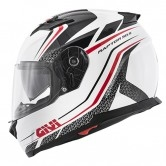 GIVI 50.5 Tridion Raptor White / Black / Red