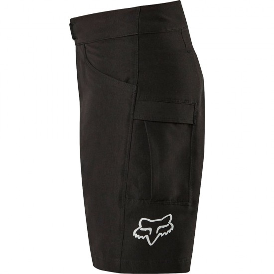 FOX Ranger Cargo Junior Black Pant
