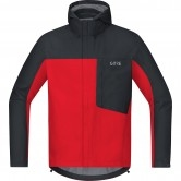 C3 Gore-Tex Paclite Red / Black