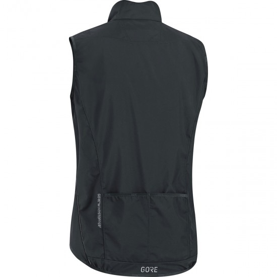 Giubbotto GORE C3 Gore Windstopper Light Black