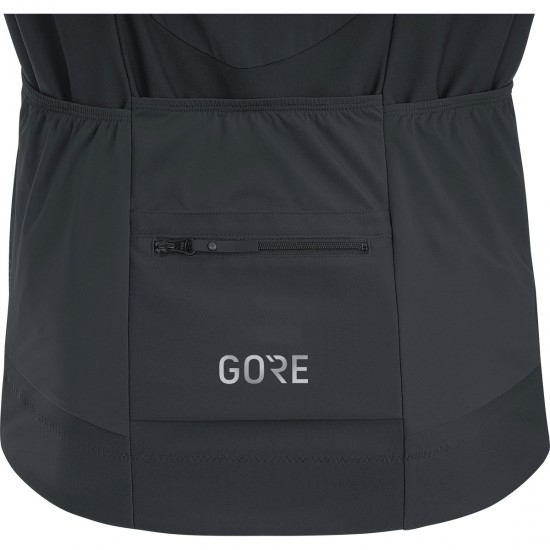 Maglia GORE C7 Gore Windstopper Pro Zip-Off Black