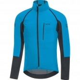 GORE C7 Gore Windstopper Pro Zip-Off Dynamic Cyan / Black