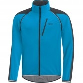 C3 Gore Windstopper Phantom Zip-Off Dynamic Cyan / Black