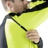 GORE C3 Gore Windstopper Phantom Zip-Off Neon Yellow / Black Jacket