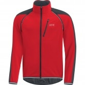 C3 Gore Windstopper Phantom Zip-Off  Red / Black