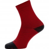 GORE C3 Dot Mid Red / Black