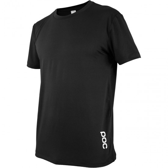 Maglia POC Resistance Enduro Light Carbon Black