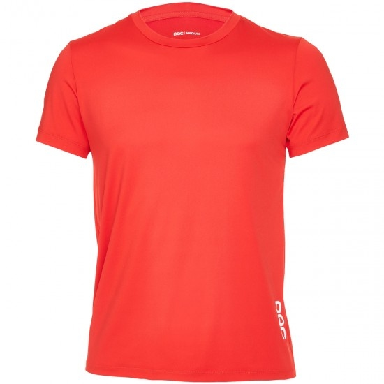 Maillot POC Resistance Enduro Light Prismane Red