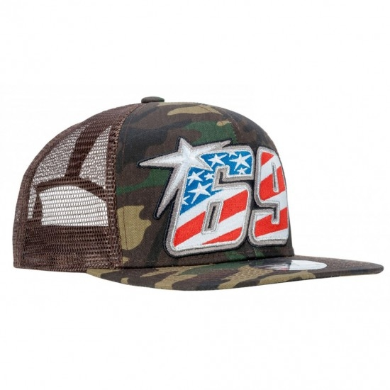 Boné GP APPAREL Nicky Hayden 69 1844001
