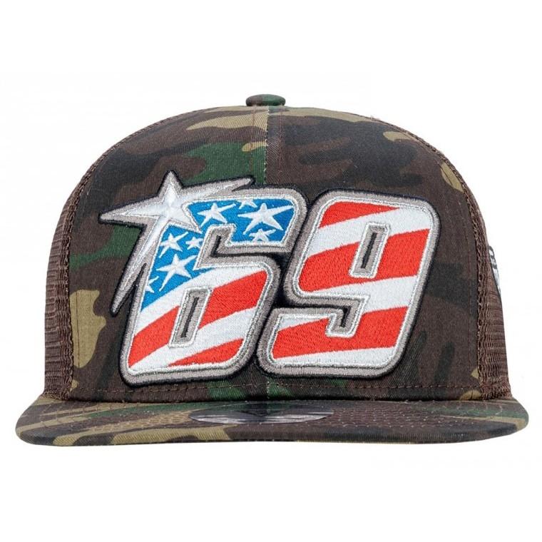 fb6b954b354 GP APPAREL Nicky Hayden 69 1844001 Cap · Motocard