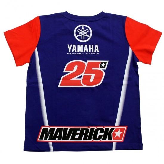 VR46 Maverick Viñales 25 323409 Junior Jersey