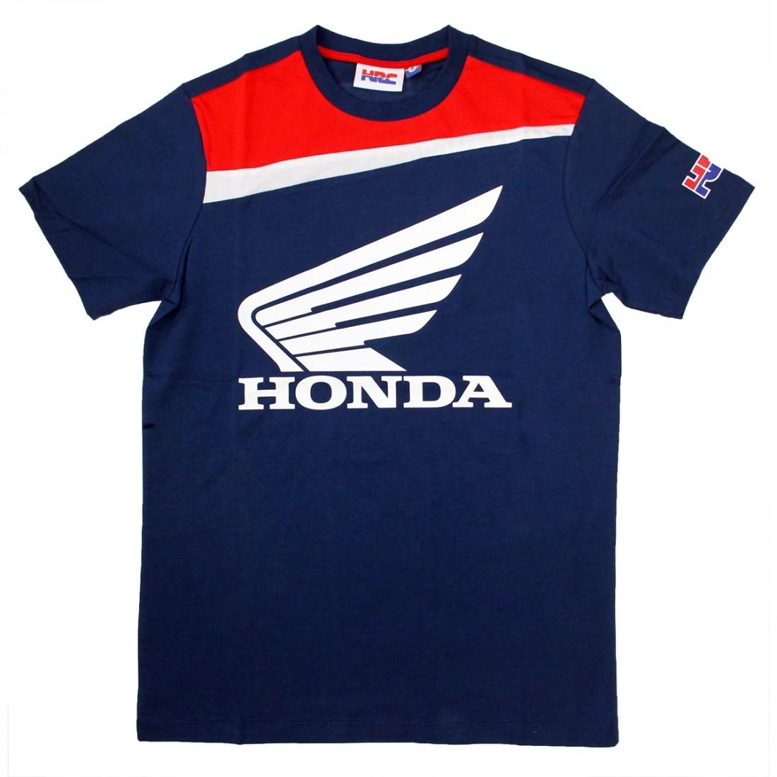 Racing Motocard Gp Apparel · Maglietta Honda 1838010 Hrc 35j4ALR