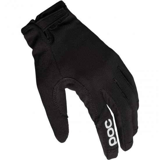 Guantes POC Resistance Enduro Adjustable Uranium Black / Uranium Black