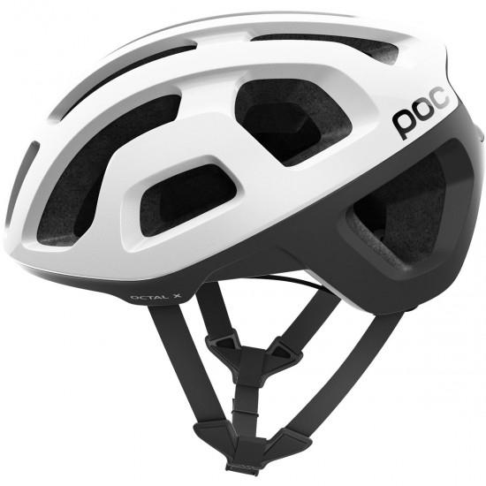 Helm POC Octal X Spin Hydrogen White