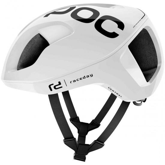 Helm POC Ventral Spin Hydrogen White Raceday