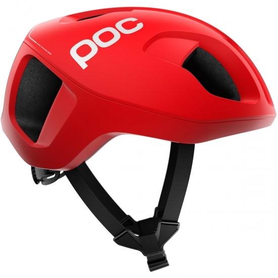 Casco POC Ventral Spin Prismane Red