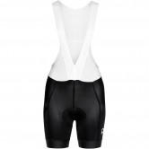 POC Essential Road VPDS Bib Shorts Lady Black Uranium