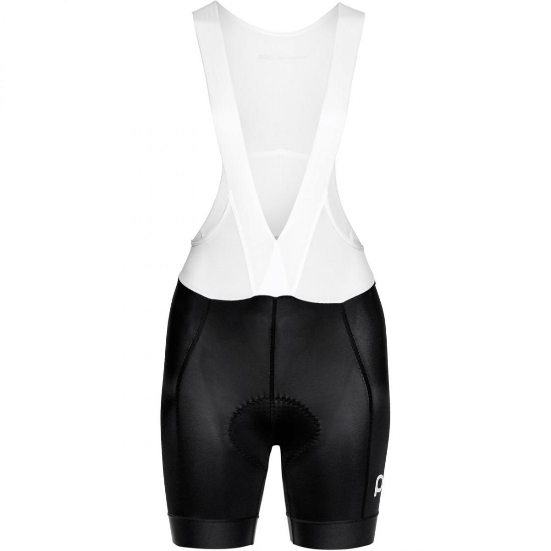 POC Essential Road VPDS Bib Shorts Lady Black Uranium Cycling pants ... 91db5db7a