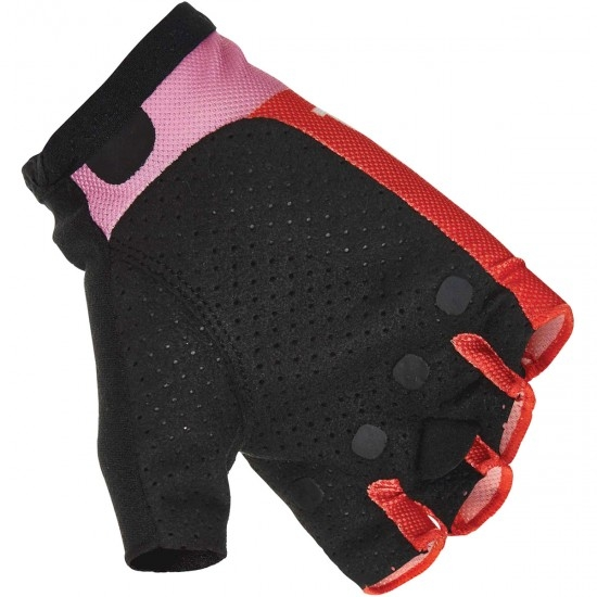 Guantes POC Essential Road Light Altair Pink / Prismane Red