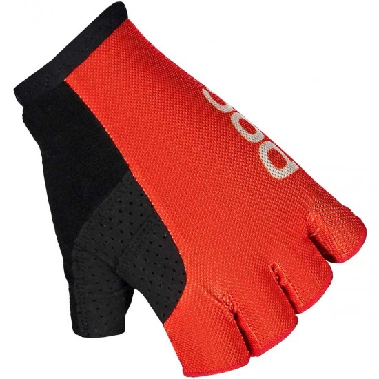 Guantes POC Essential Road Light Prismane Red