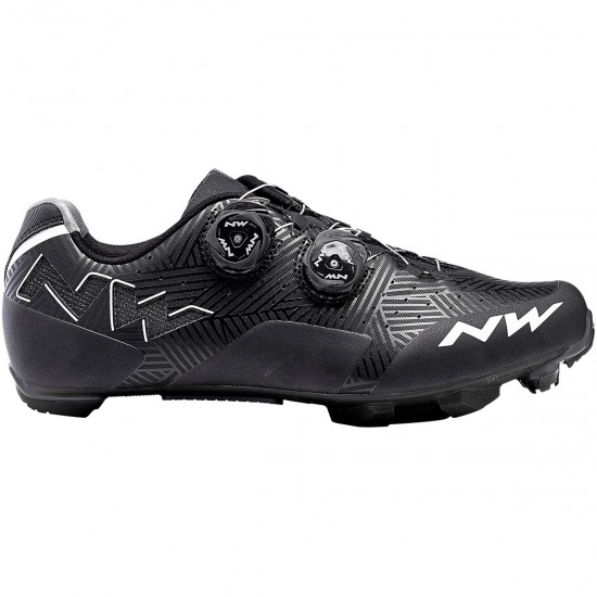Sapatilhas NORTHWAVE Rebel Black / White