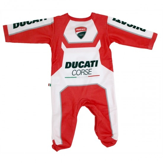 GP APPAREL Ducati 1886002 Baby Pyjamas