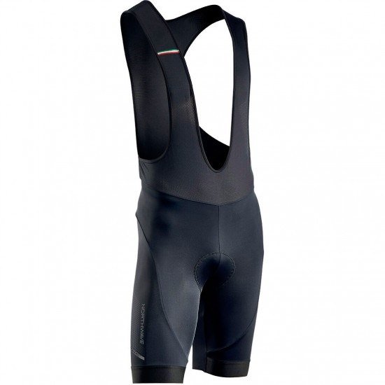Calção NORTHWAVE Dynamic Bib Shorts Black
