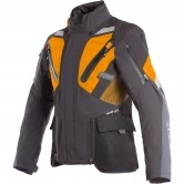 DAINESE Gran Turismo Gore-Tex Black / Orange / Ebony